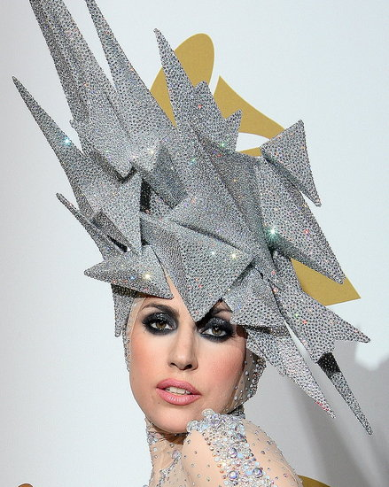 If Lady Gaga Were a Philip Treacy Intern . . .