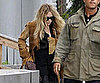 Slide Picture of Mary-Kate Olsen Leaving New York Apartment