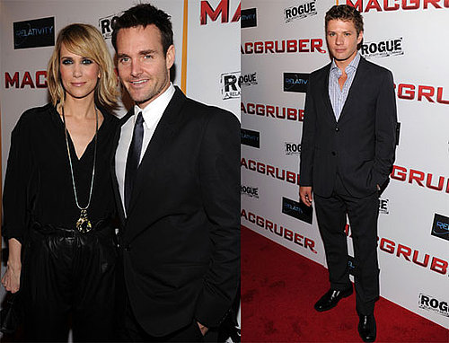 Pictures of Ryan Phillippe and Cast of SNL at MacGruber LA Premiere 2010-05-20 16:30:00