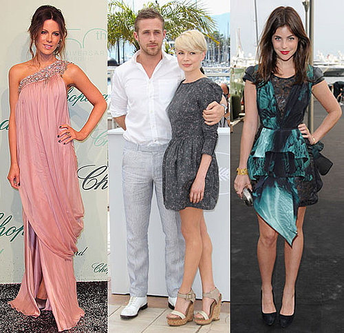 Celebrities at 2010 Cannes Film Festival
