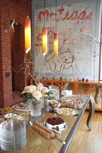 Prewedding Food Spread