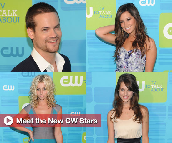 Meet the Stars of The CW's New Shows!