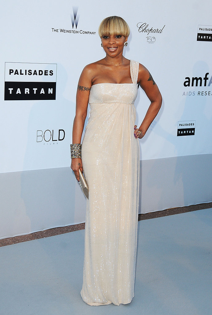 Pictures of 2010 Cannes AmfAR's Event