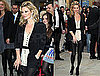 Pictures of Kate Moss at the Opening of the Knightsbridge Topshop