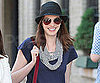 Slide Picture of Anne Hathaway in New York