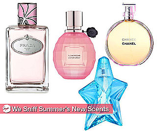 Reviews of New Summer Perfumes