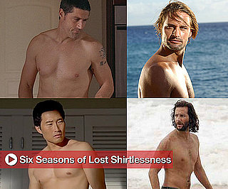 Shirtless Scenes From Lost