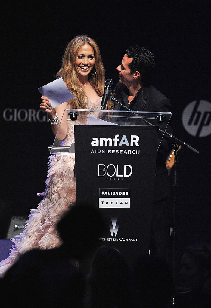 Photos From amfAR Party