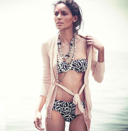 Pictures of J.Crew Swimwear Collection