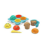 Seaside Sidekicks Sand Cupcake Set ($15)