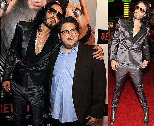 Pictures of Russell Brand and Jonah Hill at Get Him to the Greek Screening in Las Vegas 2010-05-21 03:07:00