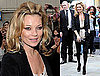 Pictures of Kate Moss at Topshop Knightsbridge Opening and Afterparty with Daisy Lowe, Nicola Roberts, Alexandra Burke,