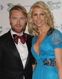 Boyzone's Ronan Keating Announces Split From Wife