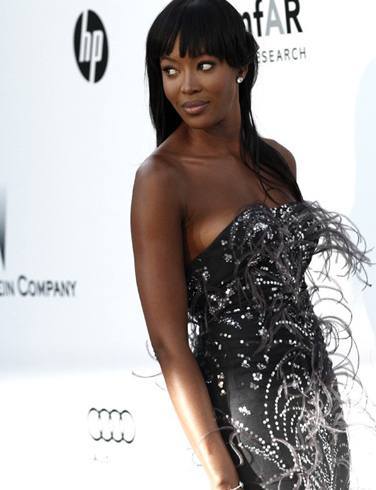 Naomi Campbell Summoned to Special Court