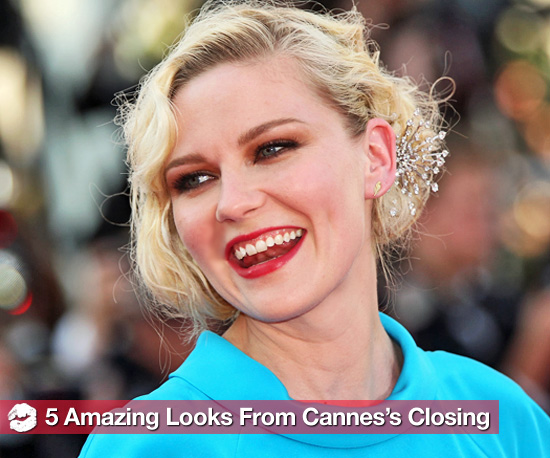 Our Five Favorite Looks From Cannes's Closing Ceremony