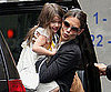 Slide Picture of Katie Holmes and Suri Cruise in New York 2010-05-25 05:30:00