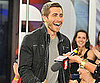 Slide Picture of Jake Gyllenhaal at Talk Show in Toronto for Prince of Persia