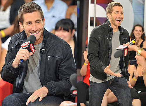 Pictures of Jake Gyllenhaal at eTalk For Prince of Persia 2010-05-26 19:30:27