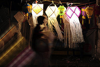 Pictures of Vesak Preparations