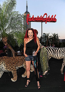 Photos of Patricia Field House of Field Swimwear Collection in New York