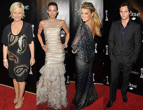 Pictures of Jessica Simpson, Amy Poehler, Penn Bagdley at the Gracie Awards 2010-05-26 20:30:49