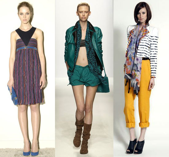 Bold Colors, Prints, and Cuts From Cruise '11