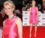 Photos of Gwyneth Paltrow at the 2010 National Movie Awards in Pink Ensemble
