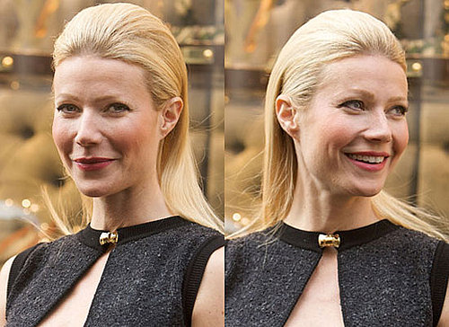 Love It or Hate It: Gwyenth Paltrow's Louis Vuitton Hairstyle