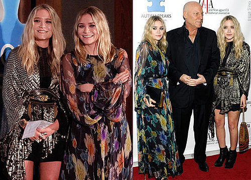 Pictures of Mary-Kate Olsen And Ashley Olsen at a Gala in NYC 2010-05-27 11:00:00
