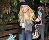 Slide Picture of Lindsay Lohan Out in LA With SCRAM Anklet