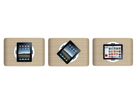 Photos of iPad Lap Desk