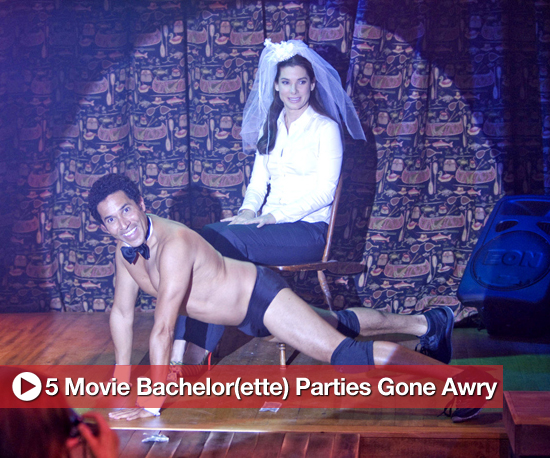 Bachelor and Bachelorette Parties in the Movies