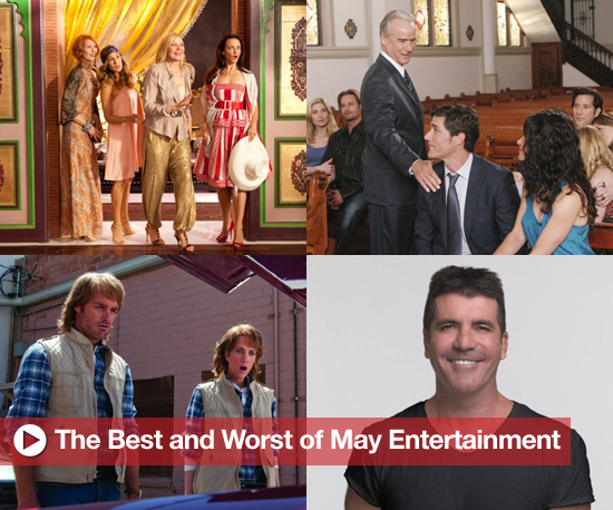 Buzz Backtrack: Best and Worst of May Entertainment