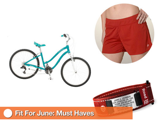 Fit For June: Must Haves