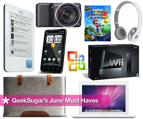 June Gadget Must Haves
