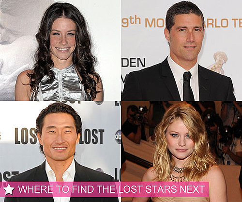 Upcoming TV and Movie Projects of Lost Stars
