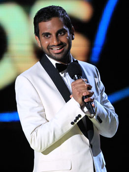 What Did You Think of Aziz Ansari as MTV Movie Awards Host?