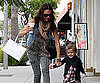 Slide Picture of Jessica Alba and Honor Warren Shopping in LA 2010-06-02 04:30:00