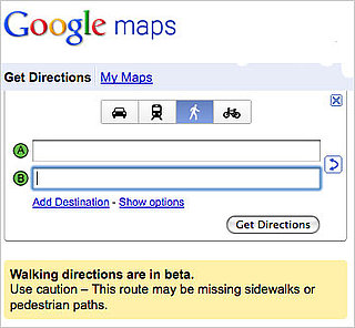Woman Sues Google Maps Over Walking Directions