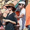 Pictures of Brad Pitt, Angelina Jolie, Sienna Miller, Robert Pattinson, and more