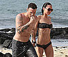 Slide Picture of Megan Fox in Bikini and Brian Austin Green Shirtless in Maui