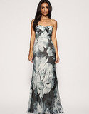 Karen Millen Soft Watercolor Maxi Dress ($423)