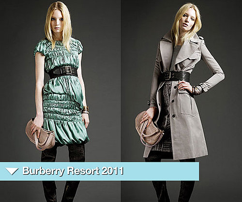 Photos de la collection 2011 de Burberry Prorsum