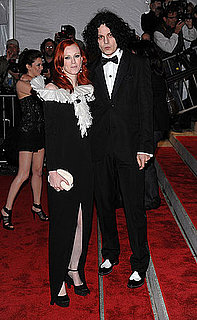 Photos of Karen Elson and Jack White