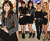 Pictures of Daisy Lowe, Florence Welch, Alice Dellal, Pixie Geldof at Selfridges