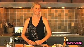 Video of Gwyneth Paltrow Cooking