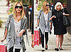 Pictures of Sarah Michelle Gellar and Her Mother Shopping in LA