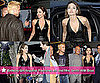 Pictures of Birthday Girl Angelina Jolie at the 2005 Premiere of Mr. and Mrs. Smith With Brad Pitt