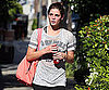 Slide Picture of Ashley Greene After Workout in LA