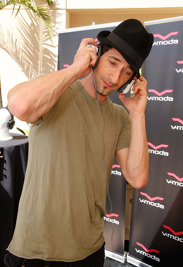 Photos of Celebrities Wearing V-moda Headphones
